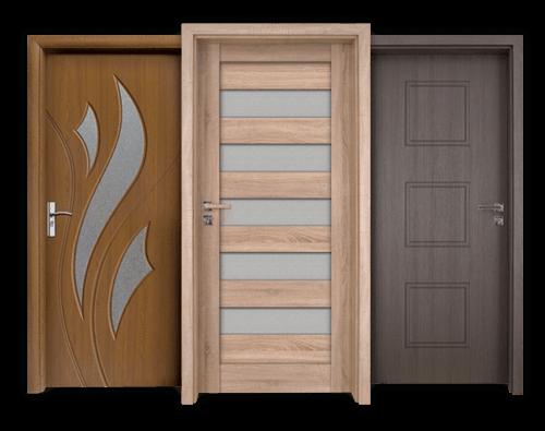 Три интериорни врати - начална страница