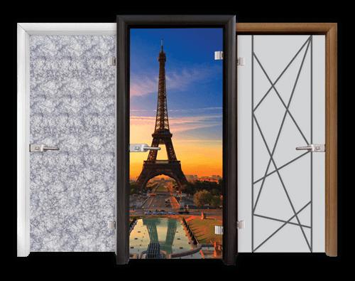 Три стъклени врати - начална страница